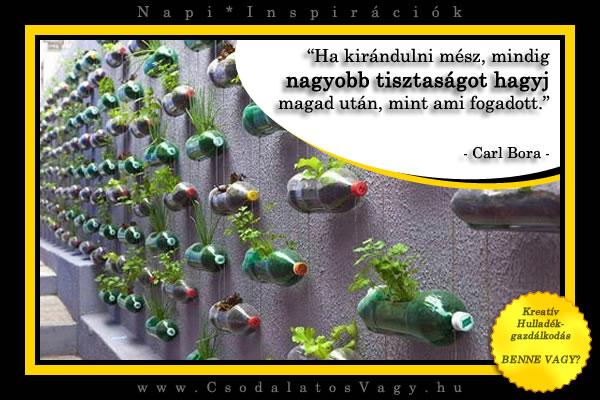 Kreatív hulladékgazdálkodás